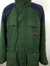 Head Multi-layer Ski Jacket Size Large Green 1773