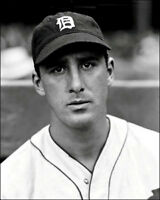 Hank Greenberg Photo 8X10  - Detrot Tigers - Buy Any 2 Get 1 Free