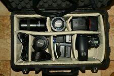 Phase One Camera 645AF, 80 MP Digital Back w/3 lenses