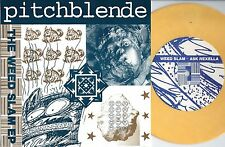 "PITCHBLENDE The weed slam EP - USA Yellow wax 7"" EP JADE TREE (1992) NMINT"