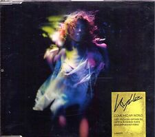 MAXI CD SINGLE 3T + VIDEO KYLIE MINOGUE COME INTO MY WORLD DE 2002 TBE