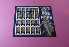 Stamps US * Sc 4406 * BOB HOPE * MINT * Sheet of 20 * Forever * 44 cent