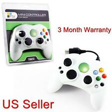 XBOX CONTROLLER S WIRED SOLID WHITE FOR THE ORIGINAL XBOX BRAND NEW SEALED