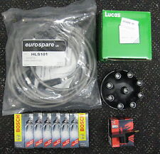 Land Rover Discovery & Range Rover Tune Up Kit, FREE Workshop Manual on CD