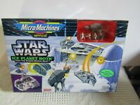 Star Wars Micro Machines Ice Planet HOTH From The Empire Strikes Back NIB