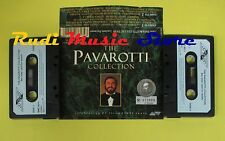 MC BOX LUCIANO PAVAROTTI The collection 1986 STYLUS SMC 8617 no cd lp dvd vhs