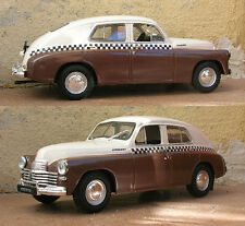GAZ 1949 Pobeda Victoria taxi 1/43 - packaged -  USSR Soviet Russia cccp fso
