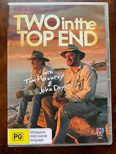 Two in the Top End DVD 2008 Australian Movie Drama Region 4