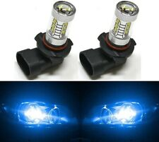LED 80W 9006 HB4 Blue 10000K Two Bulbs Fog Light Show Color Lamp Replace OE