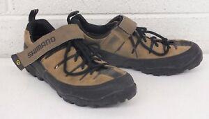 Shimano SH-M035 Mountain Bike Cycling Shoes w/SPD Cleats US Women's 7 EU 39 LOOK