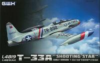 T-33A Shooting Star - G.W.H. - 1:48 - L4819 USAF / Italien / Bundesluftwaffe