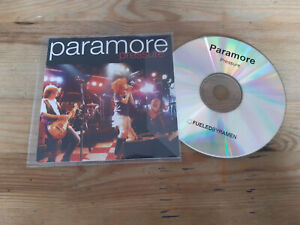 CD Indie Paramore - Pressure (1 Song) FUELED BY RAMEN