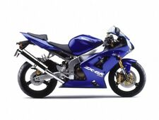 KAWASAKI 3STAGE TOUCH UP PAINT 04 ZX6R, ZX10R ZX12R ZZR1400 CANDY THUNDER BLUE