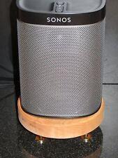 Plataforma de aislamiento Soporte Para Sonos Play 1, Play 3, Play 5, elección de colores