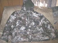 Large Extreme Cold Weather Parka O2 Octane Jacket Insulated Camo Goretex Parka