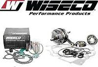 HONDA CR250 92-96 WISECO COMPLETE ENGINE KIT CRANK PISTONS 66.40 PWR101-100
