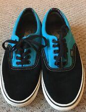 🏂 Vans Era Skate Shoe - Mens 6.5 - Navy Deep Teal - Womens 8 EUC