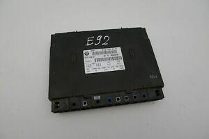 BMW E-SERIES ELECTRIC SEAT CONTROL MODULE 61.35-6927310 / E92