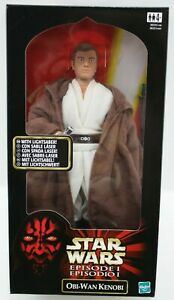 Star Wars Episode I - 12 Inch Action Figures: OBI-WAN KENOBI - Hasbro