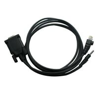 Programming cable for Vertex Yaesu VX2200 VX2508 VX160 VX180 VX5R Radio