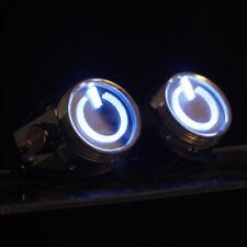 PAWSTAR LED Goggles - Light Up Blue Power On Cyberpunk cybergoth [BL/POW]5416
