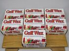 Gulf Wax ~ Household Paraffin ~ Lot Of 7 Boxes ~ Canning Candlemaking ~Royal Oak