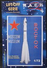 Mach 2 Models 1/72 VOSTOK ROCKET 1967 Paris Air Show & Moscow Museum