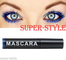 Stargazer BLUE Mascara Long lasting Gothic Emo Goth Costume Party