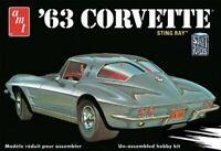 AMT 1:25 Scale 1963 Chevy Corvette Model Car (AMT861)