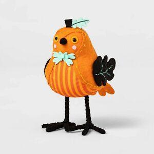 2020 Ferris Pumpkin Fabric Halloween Bird Hyde & Eek Boutique Figurine Target