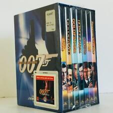 JAMES BOND Collection Special Edition 7 DVD Gift Set VOL. 1 NEW & SEALED