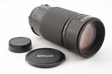 Nikon zoom NIKKOR 80-200mm ED f/2.8 AF Lens Made in Japan #300