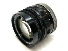 ~Canon Super-Canonmatic R 58mm F1.2 FL/FD Lens
