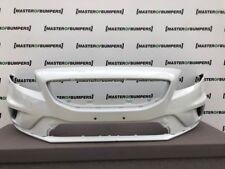 VOLVO V40 T5 R Design 2012-2016 pare-chocs avant blanc en véritable [N77]