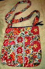 "NEW ""VERA BRADLEY""  Large Hipster Bag/Purse, Floral Multi Colored"