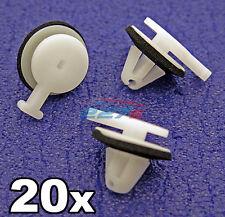 20x Frontscheibe Stütze Zierleistenklammern,A-säulenverkleidung Clips-
