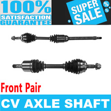2x Front CV Axle Drive Shaft for VOLVO S40 2000 VOLVO V40 2000