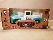 ERTL TIP-OFF COLLECTION DIE CAST BANK VANCOUVER GRIZZLIES PICK-UP TRUCK NBA New
