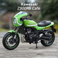 Kawasaki Z900RS Cafe Vintage Street Motorcycle Maisto 1:12 Scale Diecast Model