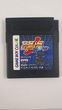 Super Robot Wars Link Battler (Nintendo Game Boy Color, GBC) Japan