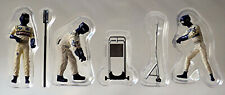 BMW Williams Jack Set Figuren Figure Set / Formel1 2000 Diorama 1:43 Minichamps