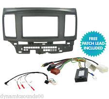 CTKMT05 Estéreo Doble Din Radio Recambio Accesorios Kit Para Mitsubishi Lancer