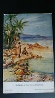 'Child Life In The New Hebrides' All British Picture Co. Series Two Postcard