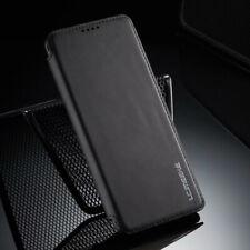 Para Samsung Galaxy A51 A71 A50 A70 A40 A30 A41 A31 A11 Funda billetera de cuero