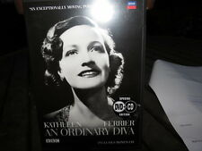 KATHLEEN FERRIER - An Ordinary Diva DVD + CD + Booklet - Phillips Croft Jackson