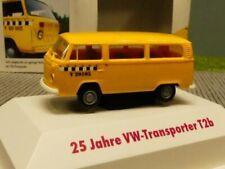 1/87 Brekina VW T2 Crashtest 25 Jahre VW Transporter T2b