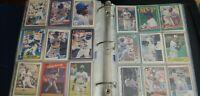 Eddie Murray Baseball Card Lot: Various Years& Makes Baltimore Orioles HOF'er