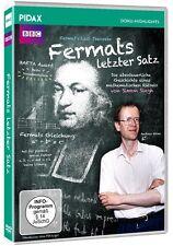 Fermats letzter Satz * DVD nach dem Bestseller von Simon Singh Pidax Doku Neu Ov