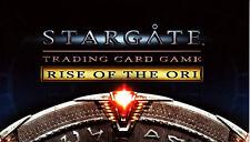 STARGATE TCG CCG RISE THE ORI Enlightened Prior, Teacher of Origin #007