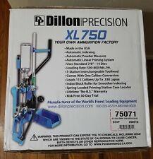 Dillon Precision XL 750 9mm New in Box